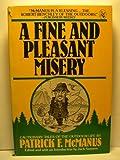 A Fine and Pleasant Misery, Patrick F. McManus, 0030591724