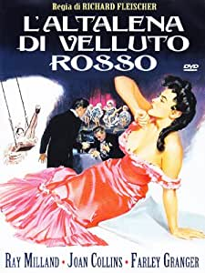 L 39 altalena di velluto rosso dvd italian import for Altalena amazon