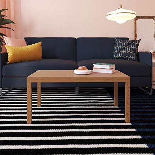 picture of Dorel Home Products Parsons Modern Coffee Table, Natural