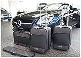 Mercedes R172 SLK SLC Roadster Bag Set SLK200 SLK250 SLK350 SLK55 SLC200 SLC300