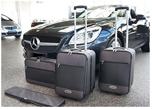 Slk Roadster - CKS Mercedes R172 SLK SLC Roadster Bag Set SLK200 SLK250 SLK350 SLK55 SLC200 SLC300