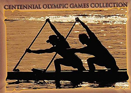 Canoe & Kayak Trading Card (Competition) 1992 Centennial Olympic Games #23