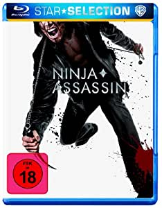 Ninja Assassin (inkl. Digital Copy) [Alemania] [Blu-ray]
