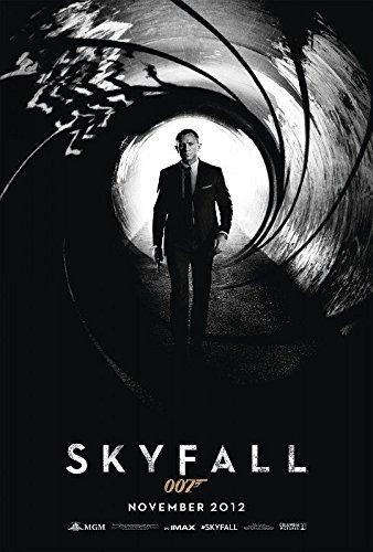 JAMES BOND: SKYFALL ORIGINAL STUDIO RELEASE MOVIE POSTER 27X40 by Unknown