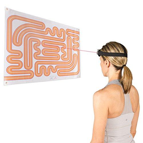 - SenMoCOR LED Laser Headlamp for Sensory Motor Control Testing and Treatment