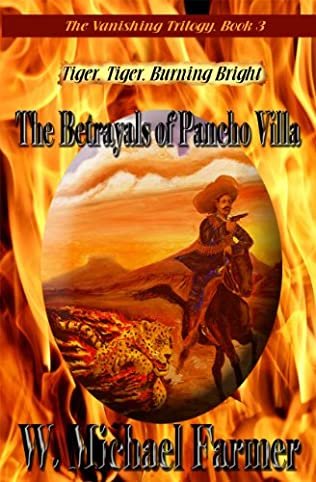 book cover of The Betrayals of Pancho Villa