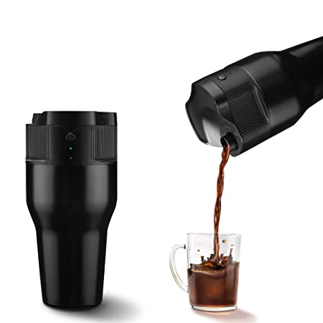 Review Simple USB Portable Coffee