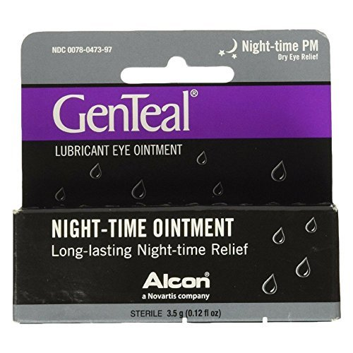 Genteal Pm Lubricant Eye Ointment - 9