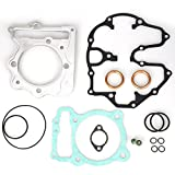 #6: Wingsmoto Top End Head Gasket Kit for TRX 400EX 400 X 1999-2014 TRX400EX XR400R 1996-2004
