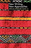 img - for ALT 12 New Writing, New Approaches: African Literature Today book / textbook / text book