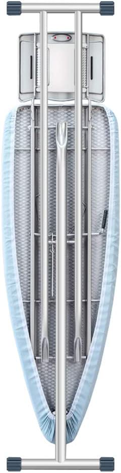 FYONG Planche À Repasser avec 4 Hauteurs Réglables Et Une Couverture De Douille en Coton L100 × W33 × H (79-90) CM (Couleur : A) B