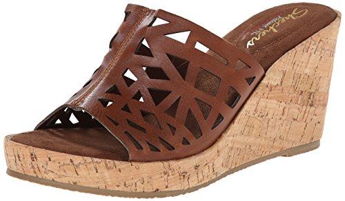 98802f4ce5e2 Skechers Cali Women s Modiste-Earthshine Wedge Sandal