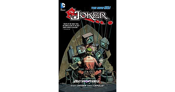 The joker death of the family the new 52 livros na amazon the joker death of the family the new 52 livros na amazon brasil 8601419562572 fandeluxe Images