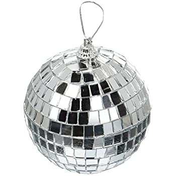 Amazon Com Cosmos 174 6 Pcs 1 8 Inch Disco Ball Mirror