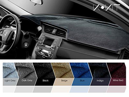 2003-2008 Infiniti FX-35/FX-45 Dashboard Cover Mat Pad-Black (Infiniti Fx 35 Mats)