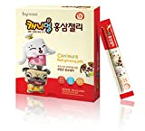 Korean Yakult Canimals Red Ginseng Jelly 450g (15gⅹ 30pcs)