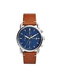 Fossil FS5401 Reloj para Hombre, color Azul