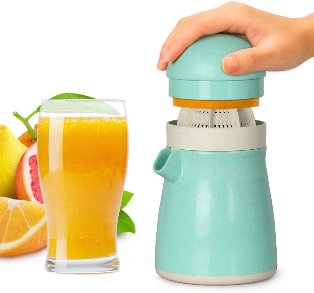 Funria m 312 Manual Lemon Squeezer Citrus Orange Juicer BPA free Dishwasher Safe