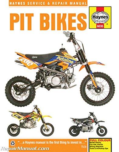 - H6035 Haynes Pocket Bike Repair Manual Techbook