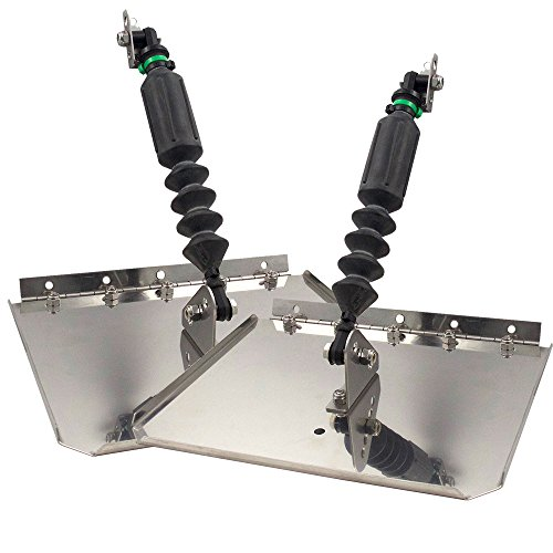 Nauticus ST980-40 Smart Tab Trim Tabs - Adjust Trim Tab