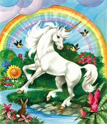 Unicorn a 200-Piece Jigsaw Puzzle by Sunsout Inc.