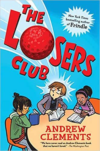 Image result for the losers club book cover