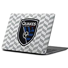 San Jose Earthquakes MacBook Pro 15-inch (2016) Skin - San Jose Earthquakes Scarf | MLS X Skinit Skin