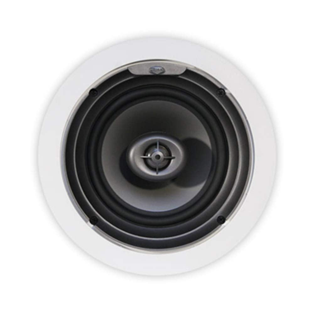 Amazon.com: Klipsch R-2650-C II In-Ceiling Speaker - White (Each ...