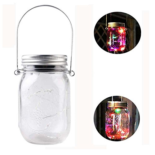 sun jar solar powered mood jar - 7