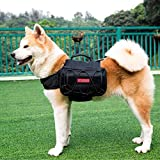 Search : OneTigris Dog Pack Hound Travel Camping Hiking Backpack Saddle Bag Rucksack for Medium & Large Dog