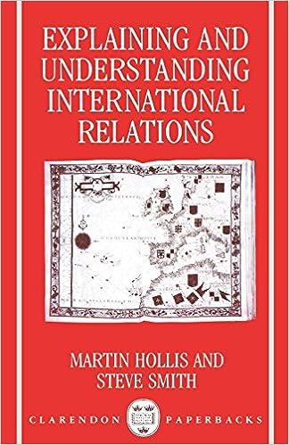 Amazon com: Explaining and Understanding International Relations