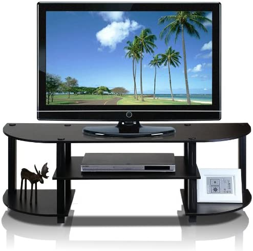 home, kitchen, furniture, living room furniture, tv, media furniture,  television stands, entertainment centers 4 picture Furinno Turn-S-Tube Wide TV Entertainment Center deals
