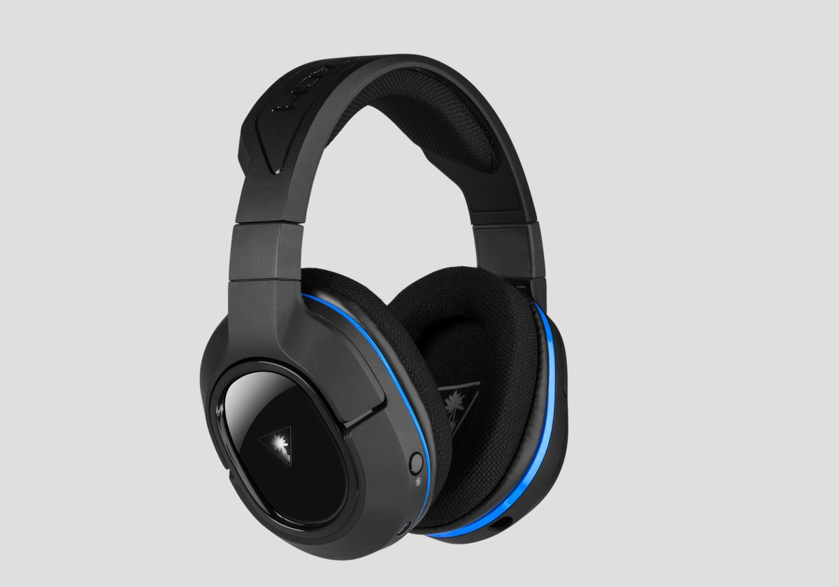 Turtle Beach - Ear Force Stealth 400 Fully Wireless Gaming Headset - PS4 by Turtle Beach