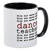CafePress - Dance Teacher Mug - Unique Coffee Mug, Coffee Cup