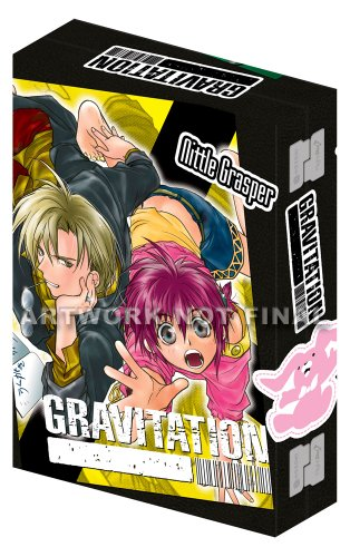 Gravitation Complete DVD Collection by Right Stuf