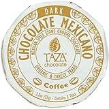 Taza Chocolate Mexicano Chocolate Disc, Coffee, 2.7 Ounce
