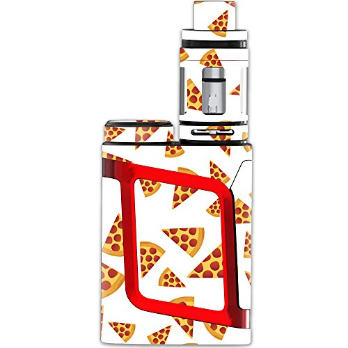 MightySkins Skin Compatible with Smok AL85 Alien Baby Kit - Body by Pizza | Protective, Durable, and Unique Vinyl Decal wrap Cover | Easy to Apply, Remove, and Change Styles | Made in The USA