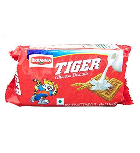 Tiger Glucose 1.76 oz. by Britania (Image #1)