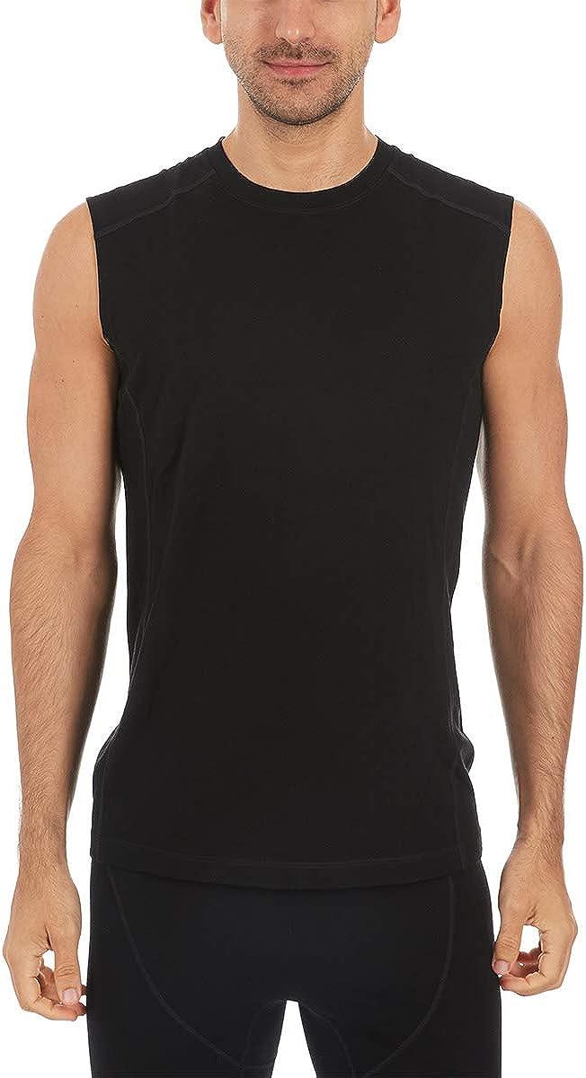 Minus33 Merino Wool 1003 Men's Micro Sleeveless - 84% Merino Wool, 12% Nylon, 4% Spandex