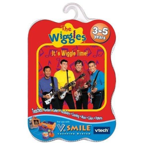 The Wiggles V.Smile Smartridge