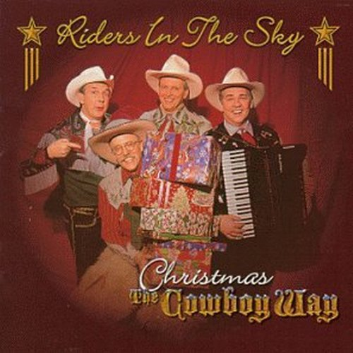 CD : Riders in the Sky - Christmas The Cowboy Way (CD)
