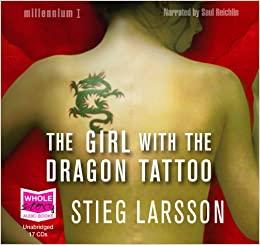 The girl with the dragon tattoo unabridged audio book for Girl with dragon tattoo books in order