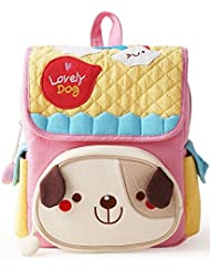 Baby Mate Toddler Backpack for Kids Cotton Backpack Preschool Backpack Lunchbox