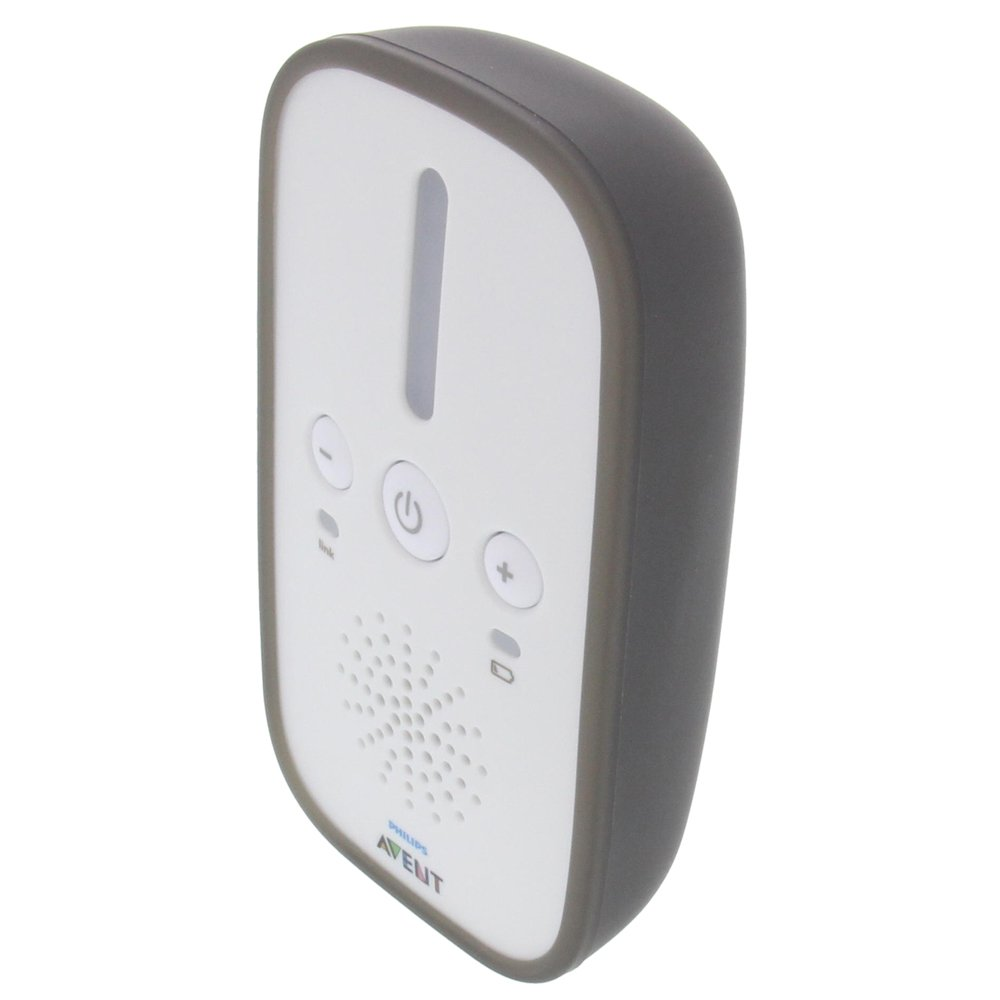 Tasche für Philips Avent SCD560//00 Babyphone Schutz Hülle TPU Gummi Case Grün