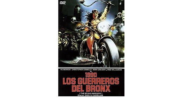 1990: Los Guerreros Del Bronx [DVD]: Amazon.es: Vic Morrow ...