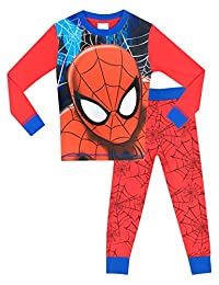 Spider-Man Boys' Spiderman Pajamas Size 7