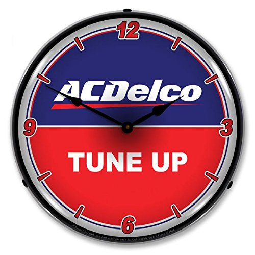 Delco Tune - Collectable Sign and Clock AC1608655 14