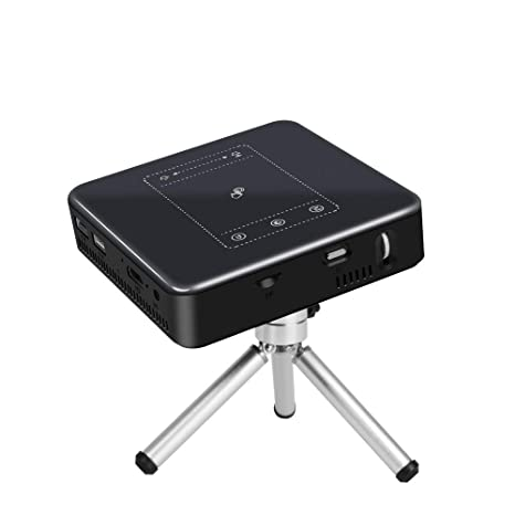 Amazon.com: Beamer DLP - Proyector portátil de bolsillo para ...