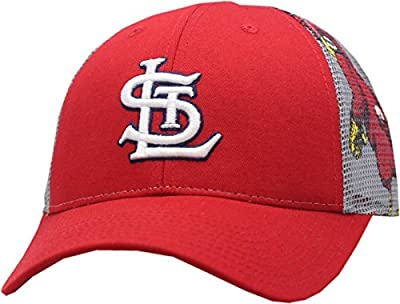 St. Louis Cardinals MLB Two Tone Mesh Snapback Hat