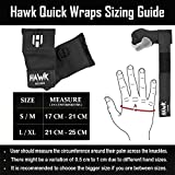Hawk Padded Inner Gloves Training Gel Elastic